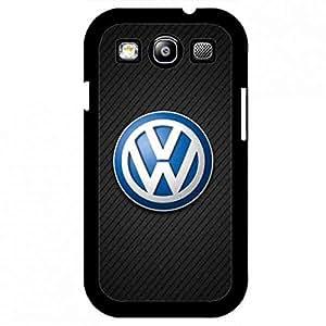 Volkswagen Logo Phone Skin For Samsung Galaxy S3,Volkswagen Phone Funda Cover,Volkswagen Cover Funda Samsung Galaxy S3,Samsung Galaxy S3 Funda