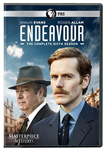 - Masterpiece Mystery!: Endeavour, Season 6 DVD