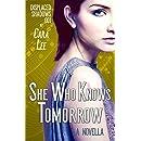 She Who Knows Tomorrow: a novella (displaced shadows Book 1)