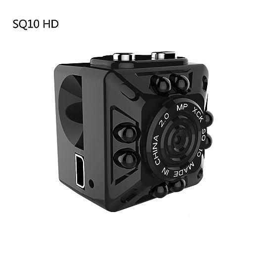 Mini cámara espía Inalámbrica Oculta Visión nocturna y Sensor de ...