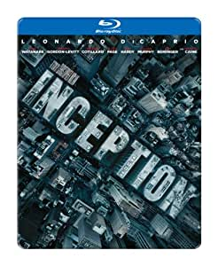 Inception (SteelBook Packaging) [Blu-ray]
