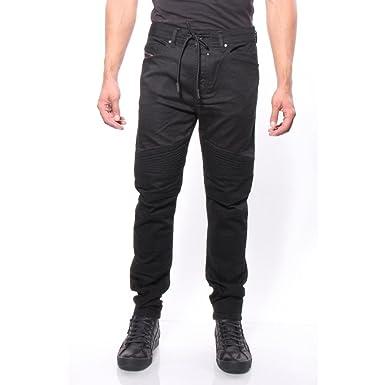 0b1fd18bdce3e Diesel Jeans 0678e bakari Noir  Amazon.fr  Vêtements et accessoires