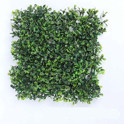 KathShop Artificial Grass Carpet Simulation Plastic Boxwood