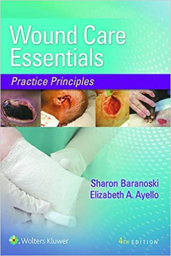 Wound Care Essentials Practice Principles 9781469889139