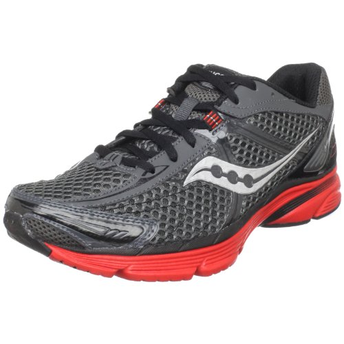Saucony - Zapatillas de running de sintético para hombre negro negro negro - negro