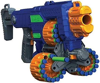 New Foam Dart Gun for Boys Includes 45 Nerf Darts Motorized Blaster Toy Guns