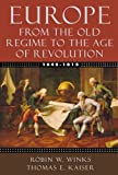 Europe, 1648-1815 1st Edition