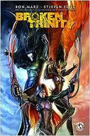 Broken Trinity Volume 1: Amazon.es: Marz, Ron, Levin, Rob ...
