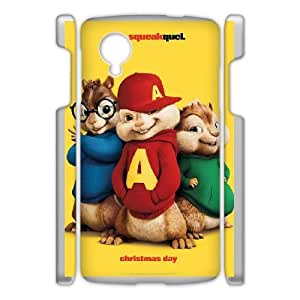 Google Nexus 5 Cell Phone Case White Alvin and the Chipmunks NF9473344