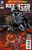#7: Red Hood and the Outlaws #17 VF/NM ; DC comic book