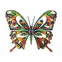 Next Innovations WA3DSBFLYMULIT Butterfly Refraxions 3D Wall Art, Small, Multi