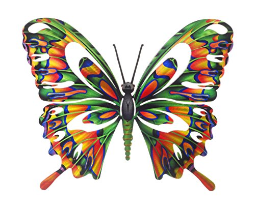 Next Innovations WA3DSBFLYMULIT Butterfly Refraxions 3D Wall Art, Small, Multi
