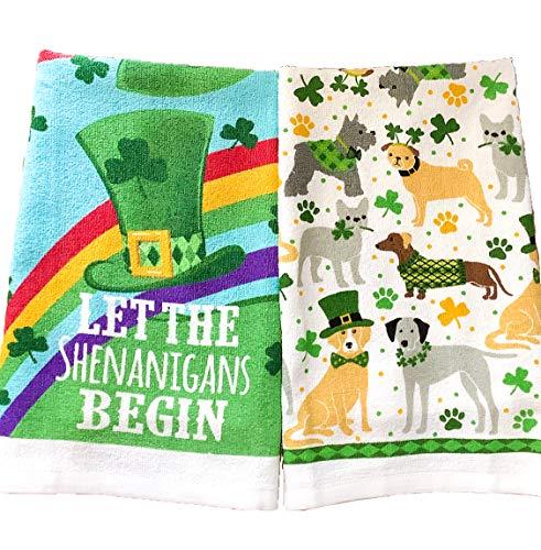 St Patricks Day 2020 Kitchen Towels