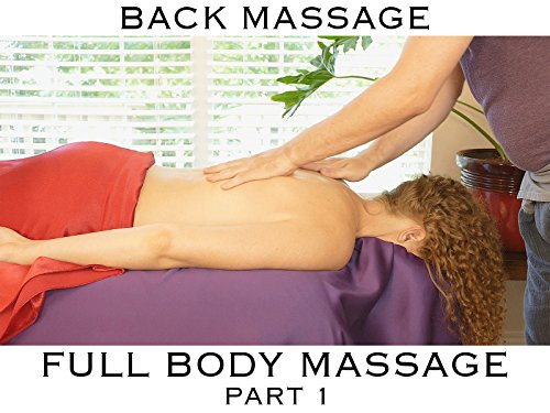 Full Body Massage- Back Massage ()