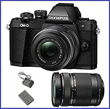 Olympus OM-D E-M10 Mark II - Cámara Digital sin Espejo (Micro ...
