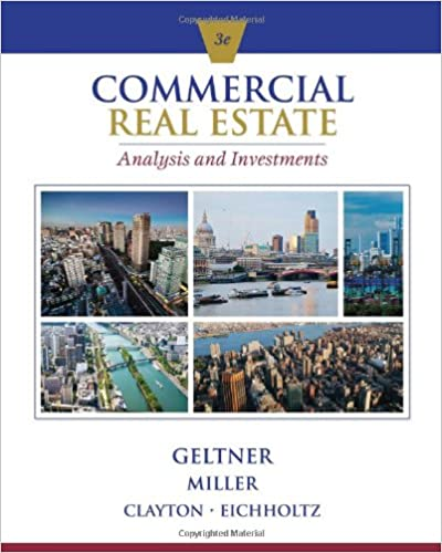 Amazon commercial real estate analysis and investments wcd commercial real estate analysis and investments wcd 3rd edition fandeluxe