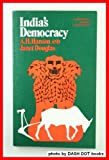 India's Democracy, Hanson, A. H. and Douglas, Janet, 0393099083