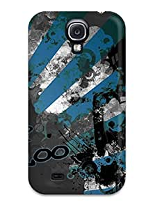 Defender Case With Nice Appearance (samurai Champloo) For Galaxy S4