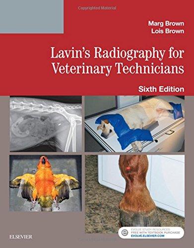 323413676 - Lavin's Radiography for Veterinary Technicians, 6e