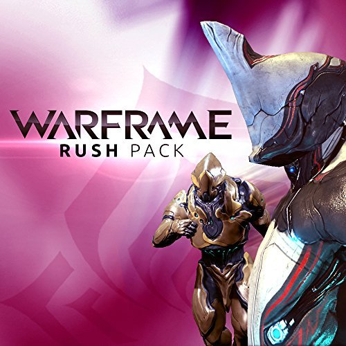 Warframe Rush Pack [Online Game Code] by Digital Extremes