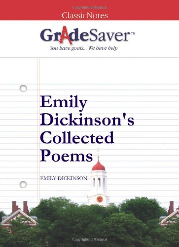 Emily Dickinsons Collected Poems Summary Gradesaver