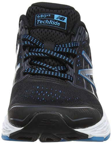 Nero Scarpe black New W680v5 Donna Running blue Balance qZ4wTAX