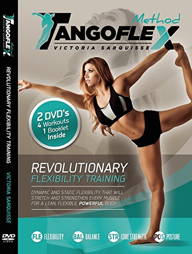 TANGOFLEX: A Revolutionary Flexibility Training (2 DVD set) (Training Revolutionary)