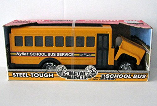 Nylint School Bus - Approximately 11""