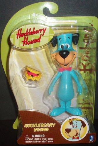 Hanna Barbera 6 Inch Action Figure - Huckleberry Hound