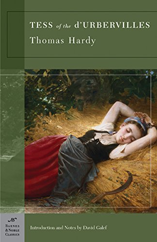 Tess of the d'Urbervilles,  Introduction and notes by David Galef
