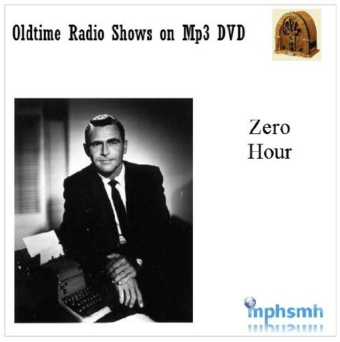 ZERO HOUR Old Time Radio (OTR) series (1973-1974) Mp3 DVD 132 episodes