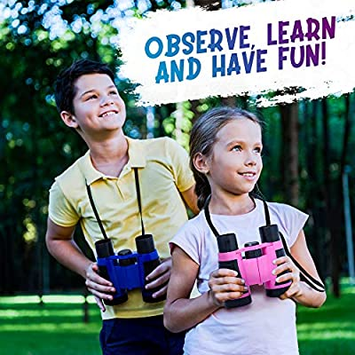 My Little Xplorer World Outdoor Kids Explorer kit Available in Pink and Blue (Pink): Toys & Games