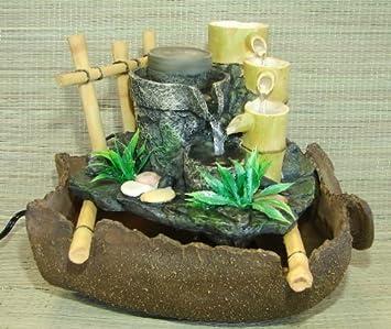 Indoor bamboo water fountain amazon welcome indoor bamboo water fountain workwithnaturefo