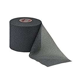 Mueller M-Wrap Pre wrap for Athletic Tape (Big Black, 12 Rolls)