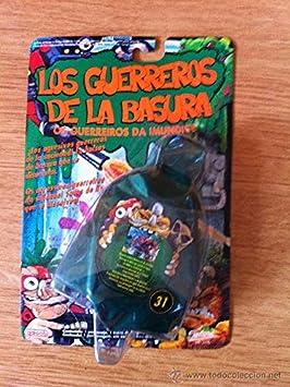 GALOOB LOS Guerreros DE LA Basura: Amazon.es: Juguetes y juegos