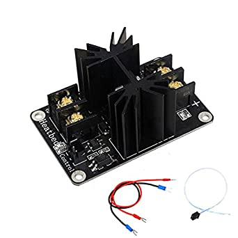 Integrated Circuits 3d Printer Heated Bed Power Module High Current 210a Mosfet Upgrade Ramps 1.4