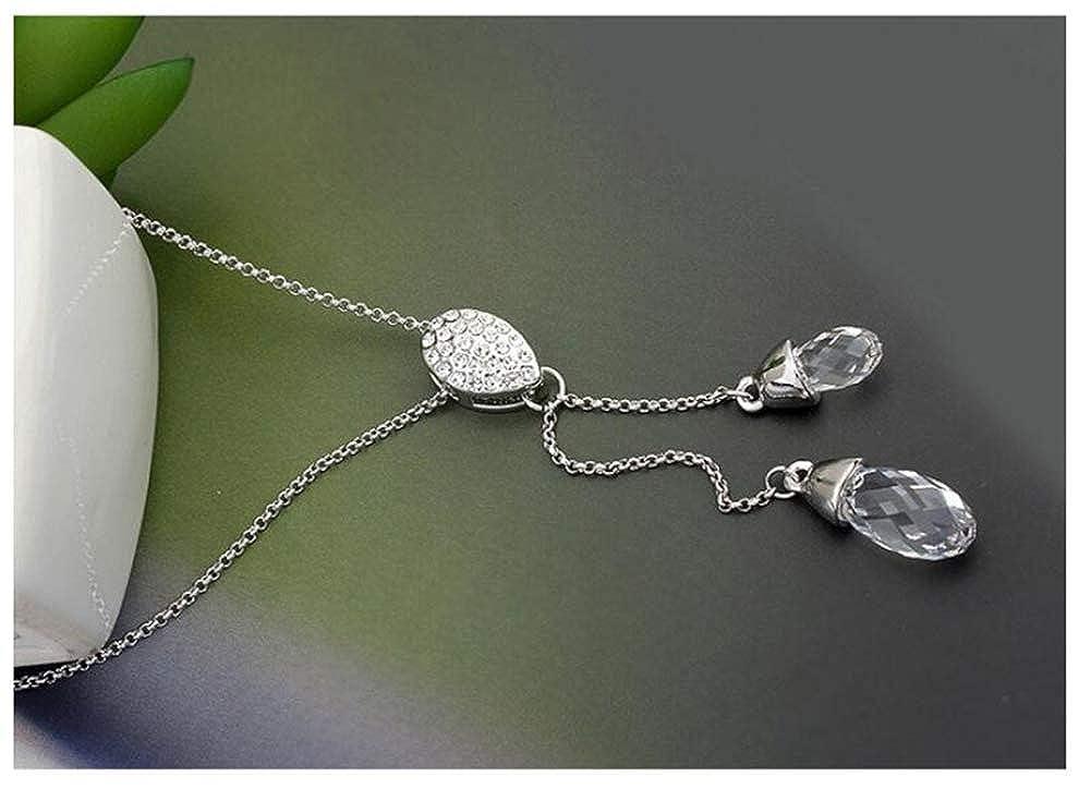 MaxTide Pendant Necklace Bold Snake Chain Women Statement Necklace