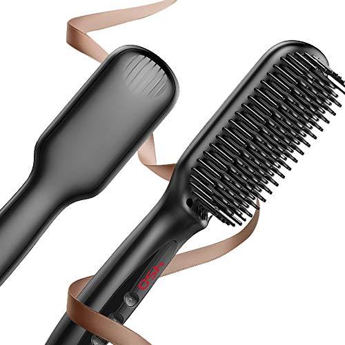 Ionic Hair Straightener Brush Straightening product image