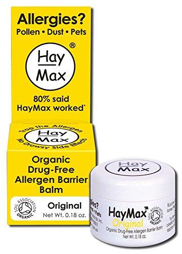Haymax Allergen Barrier Balm, Original, 0.18 Ounce ()