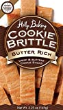 Holly Baking Butter Rich Cookie Brittle Case of 6