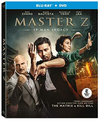 - Master Z: Ip Man Legacy [Blu-ray+DVD]