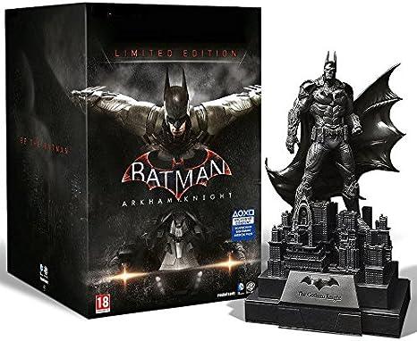 Batman: Arkham Night Edition Limitée: Amazon.es: Videojuegos