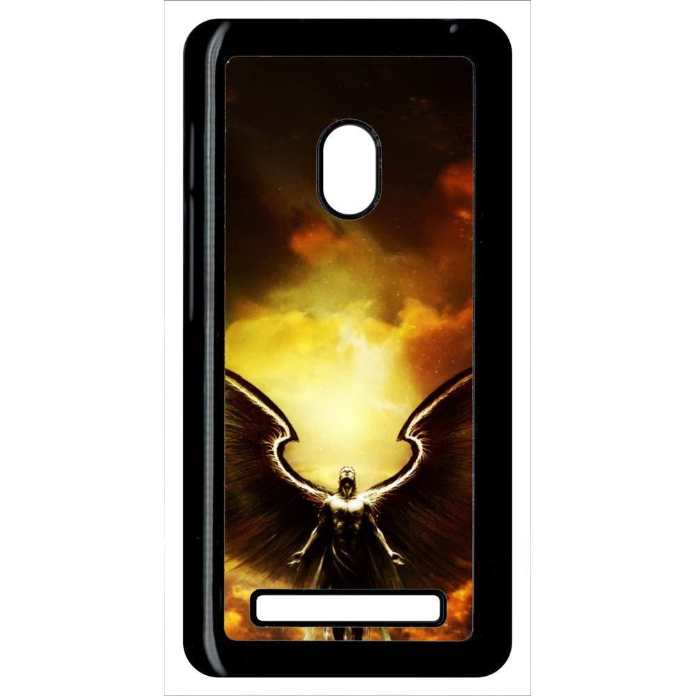 Carcasa Asus Zenfone 5 ángel llama: Amazon.es: Electrónica