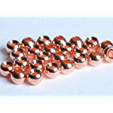 BWO Tungsten Beads for Fly Tying - 25 Pack
