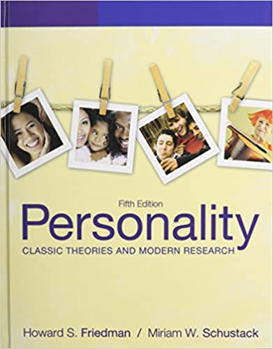 Pdf] download personality classic theories and modern research (5th ….