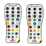 CHAUVET DJ IRC & Freedom Series Lights Wireless Infrared Remote Control | IRC-6 (2 Pack)