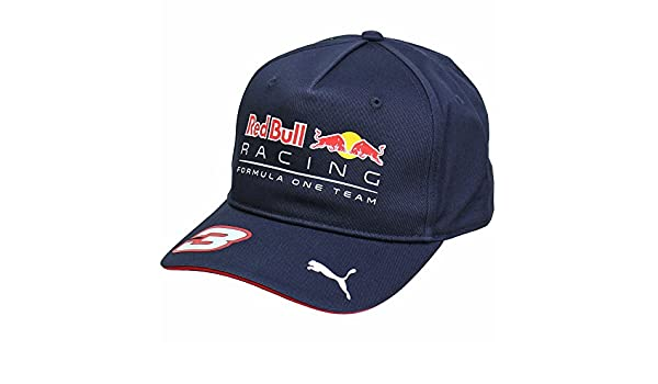 Red Bull Racing F1 Daniel Ricciardo Baseball Cap 2017: Amazon.es ...