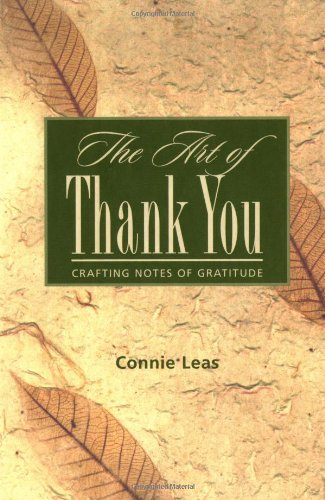 The Art of Thank You: Crafting Notes of Gratitude