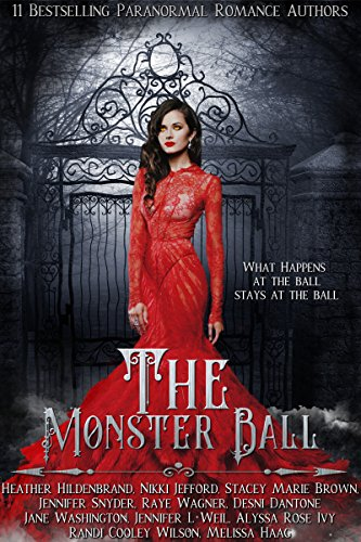 Ball Gargoyle (The Monster Ball: A Paranormal Romance Anthology)