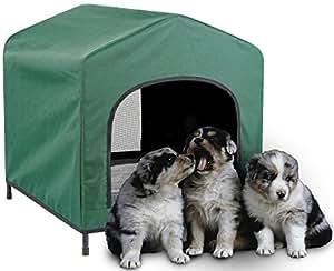 Amazon.com : Etna Waterproof Pet Retreat Portable Dog